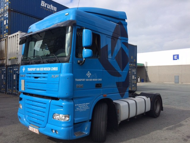 DAF XF 105-460 SC FOR EXPORT ! VERKOCHT !